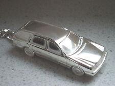 Schlüsselanhänger Mercedes  T-Modell W210 versilbert (4999)