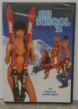 Ski School 2 (DVD, 2004) RARE 1994 COMEDY CLASSIC BRAND NEW