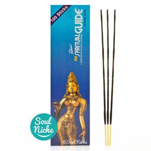 Padmini Spiritual Guide Incense Sticks - 100 Gram Box (approx 100 sticks)