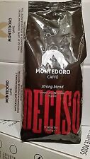 Italian roast espresso coffee beans  Montedoro Deciso Strong Bleand 6kg