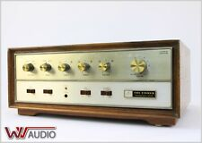 The Fisher X-100-A Control Amplifier.