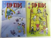 Abstract Studios SIP KIDS (2014) #1 2 TERRY MOORE VF/NM LOT Ships FREE!