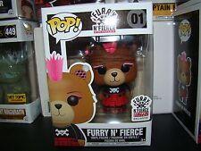FUNKO POP FURRY N FIERCE  HOT TOPIC EXCLUSIVE VHTF--IN HAND