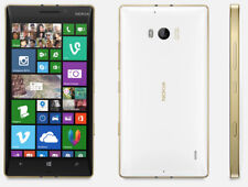 "Nokia Lumia 930 32GB 5"" GSM Unlocked Windows Smartphone 20.0MP - White Gold"