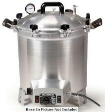 New All American 75x Mushroom Farming Cultivation Electric Autoclave Sterilizer