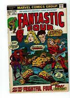 Fantastic Four #129, FN 6.0, 1st Appearance Thundra