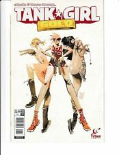Tank Girl Gold #1-  2016 - Titan Comics First Print - NMVF