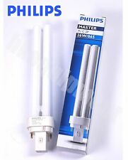 Philips 26w MASTER PL-C 865 2P 2pin G24d-1 Cool White Fluorescent Lamp