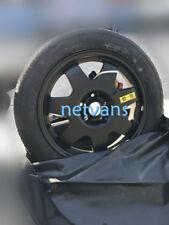 kit roue de secours (galette )alu 17° BMW SERIE 1 avec cric, clé et housse