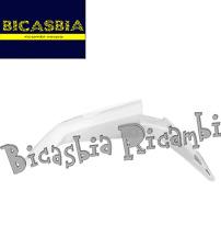 7868 - PARAFANGO ANTERIORE BIANCO DERBI 50 SENDA DRD XTREME 2010 - 2015