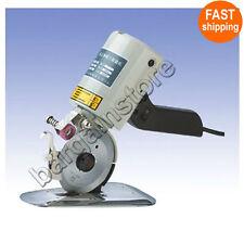 YJ-90 Cloth Cutter Fabric Cutting Machine Shear Rotary Electric Scissors & 220V