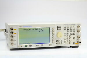 Agilent E4438C ESG Vector Signal Generator 250khz-6GHz