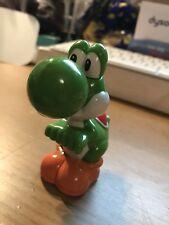 """Mario superestrellas Yoshi Dinosaurio Juguete Nintendo Happy Meal Figura 4"""""""