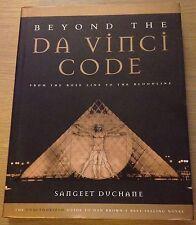 BEYOND THE DA VINCI CODE Sangeet Duchane Book (Hardback) NEW