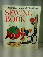 Vintage Better Homes and Gardens Sewing Book ~ 1970
