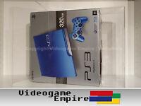 1x Schutzhülle für PlayStation 3 Slim PS3 Konsole OVP Solo /Bundle Box Protector