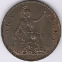 1936 George V One Penny | British Coins | Pennies2Pounds