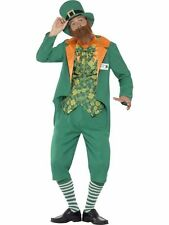 Costumi e travestimenti verde sintetico per carnevale e teatro