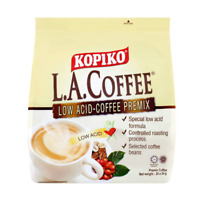 Kopiko L.A. Coffee Low Acid Formula Coffee Premix 24's x 20g EXPEDITE SHIPPING