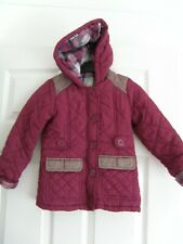 girls jacket  by george aged 4-5 years good buy