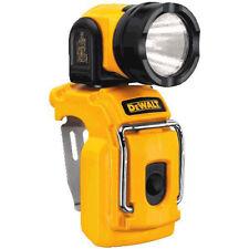 Dewalt DCL510N 10.8V LED Torch Compact Flashlight Work Light/ Body Only