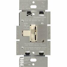 Lutron AY-603P-LA Ariadni 600-watt 3-Way Dimmer, Light Almond - NEW