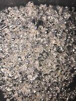 .999 Fine Silver Bullion— Silver Shot & Small Nuggets — Pure Silver — 15 Gram
