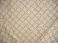 Scalamandre DQ 00011946 Beckford Fonthill Beige Print Upholstery Fabric