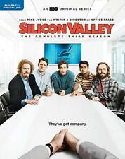 (Item #5-HO) SILICON VALLEY Third Season Brand New Blu-Ray Set FREE SHIPPING
