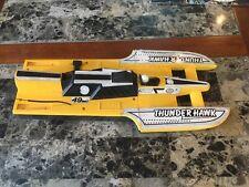 Vintage Thunderhawk Thunder Hawk 1987 Azark Hamway Japan Cry Boat - For Parts