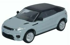 Oxford 1/76 Range Rover Evoque Convertible Baltoro Ice # 76RREC002