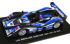 Resin LeMans Diecast Racing Cars