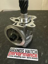 High Pressure Oil Pump Ford X/Flow OHV Kent, Lotus Twin Cam, BDA Ford Escort 102