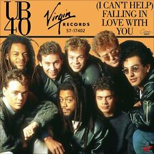 "7"" UB 40 (I Can't Help) Falling In Love With You OST Sliver CEMA 1993 like NEW!"