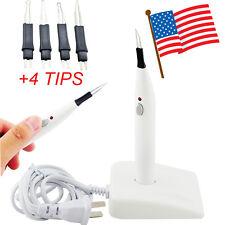 【USA SELLER】Dental Gutta Percha Tooth gum Cutter Endo Gutta Cutter + Tips SALE