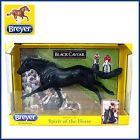 NEW BREYER BLACK CAVIAR AUSTRALIAN RACING 1:9 HORSE MODEL TRADITIONAL SERIES