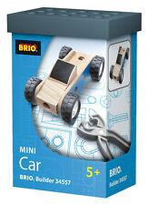 BRIO BUILDER MINI CAR 34557 14 PIECES BRAND NEW