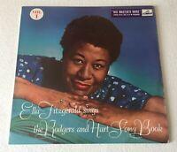 ELLA FITZGERALD ~ SINGS THE RODGERS AND HART SONG BOOK  VOL.1 ~ 1957 UK VINYL LP