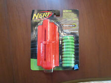 Nerf Gun New VORTEX Tech Kit 10 Disc Magazine & Discs for NITRON PRAXIS Blasters