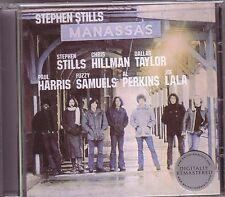 CD (NEU!) . STEPHEN STILLS - Manassas (HDCD-rem. mkmbh