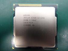 Intel Xeon SR00K E3-1240 3.3GHz 4-Core L3 8M processore socket 1155 CPU