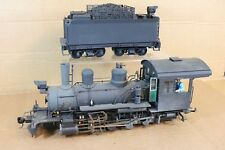 BACHMANN SPECTRUM RADIO CONTROL G GAUGE WEATHERED CONSOLIDATION 2-8-0 LOCO 48 np