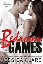 Bedroom Games by Jill Myles and Jessica Clare (2013, Paperback)