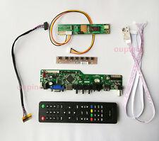 TV T.V56 HDMI RF CVBS USB Controller board Kit for 1366X768 LP156WH1(TL)(C1)