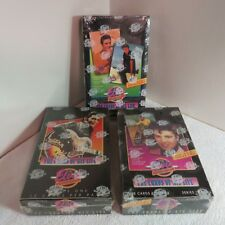 Elvis Presley 1992 River Group - Cards of His Life - Sealed Boxes - Series 1+2+3
