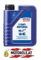 1l Liqui Moly 2-Takt-Motoroil selbstmischend teilsynthetisches Motoröl 1 Liter