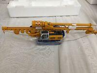 Brami #25005 Bauer BG 24H Drilling Rig - Scale 1:50 - Die Cast Model Boxed!!!