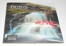 THE VERVE - THIS IS MUSIC : THE SINGLES 92-98 - 2007  UK 2 DISC CD & DVD ALBUM