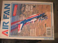 **f Air Fan n°173 Istres , base du CEV / Fuerza Aérea Argentina / PAF
