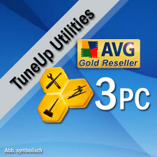 AVG PC TuneUp 2017/18 3 Devices 2 Years License